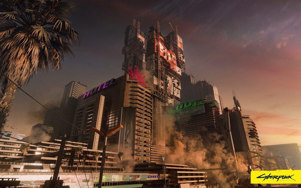 MyCyberpunk - Cyberpunk 2077 Wallpaper (2)