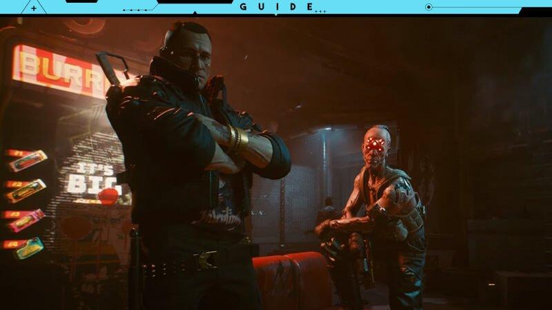 Cyberpunk 2077 Die Ubergabe Maelstrom Gang Toten O Leben Lassen